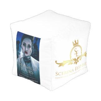 Scerina Elizabeth SIgnature Cube Pillow