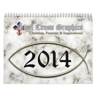 SCG Christian Designs Calendar 2014