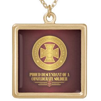 SCH - Descendiente orgulloso Collar Dorado
