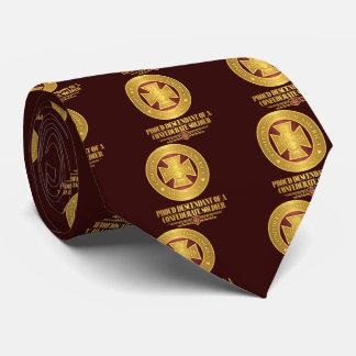 SCH - Descendiente orgulloso Corbata Personalizada