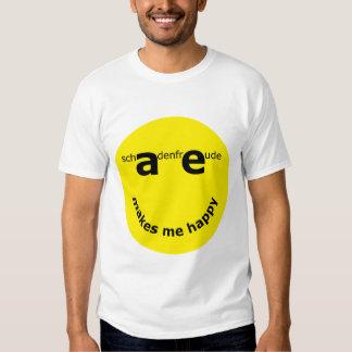 Schadenfreude Camisas