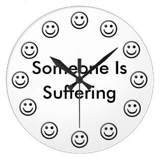 Schadenfreude Clock