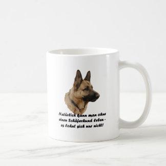 """Schäferhund"" Mugs"