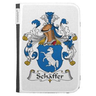 Schaffer Family Crest Kindle Folio Case
