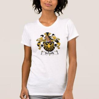 Schalk Family Crest Tee Shirt