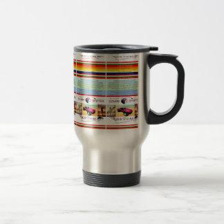 Schape Shifter Kustoms Travel Mug