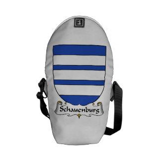 Schauenburg Family Crest Courier Bag
