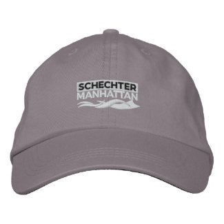 Schechter Manhattan Baseball Cap (multiple colors)