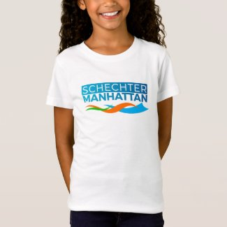 Schechter Manhattan Fitted T (Girl's Cut) T-Shirt