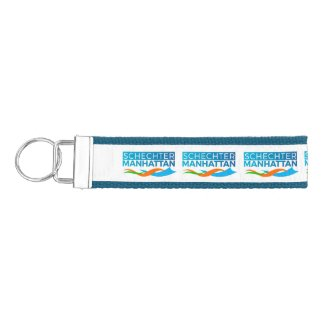 Schechter Manhattan Key Chain