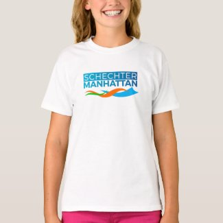 Schechter Manhattan T (Girl's cut) T-Shirt