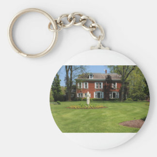 Schedel Gardens and Arboretum Manor House Keychain