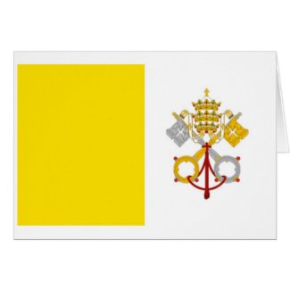 Schedula Vaticana card