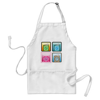 Schedule Icon Adult Apron