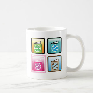Schedule Icon Coffee Mug