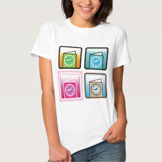 Schedule Icon T-shirt
