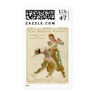 Schéhérazade, Léon Bakst & the Ballets Russes Postage