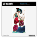 Scheherezade iPhone Sking Skins For iPhone 4