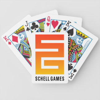 Schell Games Bicycle Playing Cards