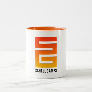 Schell Games Two-Tone Coffee Mug