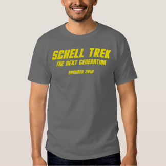 Schell Trek The Next Generation Tees