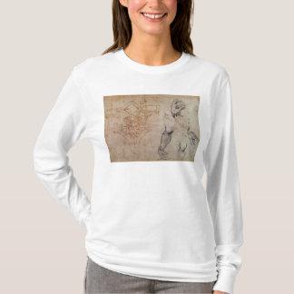 Scheme for the Sistine Chapel Ceiling, c.1508 T-Shirt