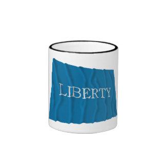 Schenectady Liberty Flag Coffee Mug