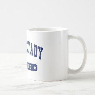 Schenectady New York College Style tee shirts Mugs