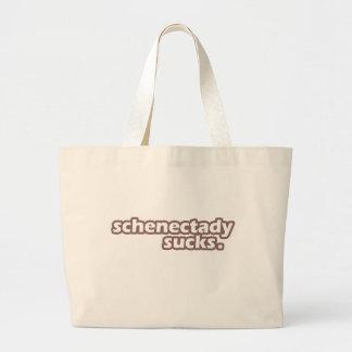 Schenectady Sucks. Tote Bag