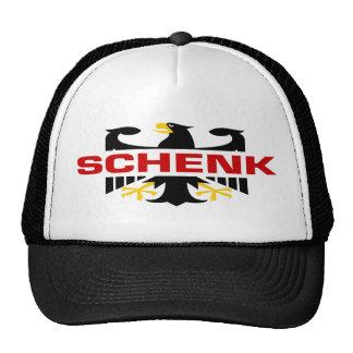 Schenk Surname Trucker Hat