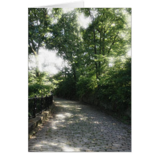 Schenley Park, Pittsburgh, PA Stationery Note Card