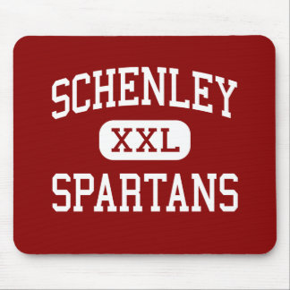 Schenley - Spartans - High - Pittsburgh Mouse Pad