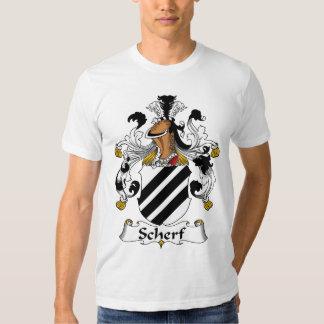 Scherf Family Crest Tee Shirt