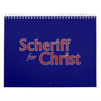 scheriffforChrist003 Calendar