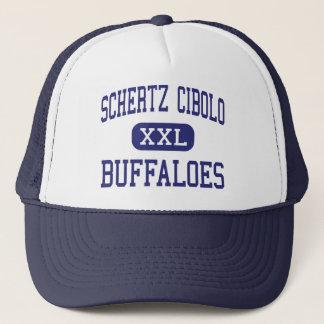 Schertz Cibolo - Buffaloes - High - Schertz Texas Trucker Hat