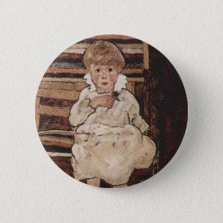 Schiele Art Button