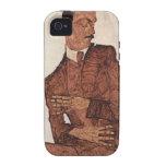 Schiele Art iPhone 4 Cases
