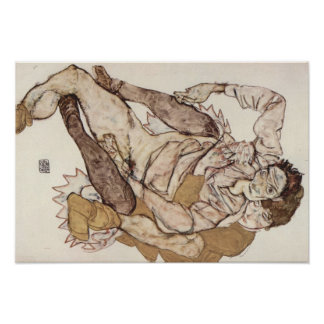 Schiele Art Print