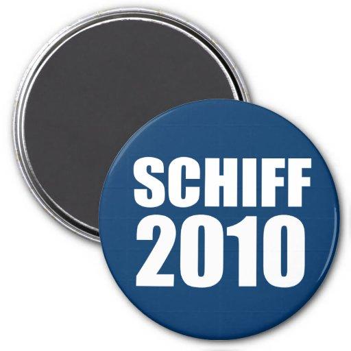 SCHIFF 2010 IMÁN DE FRIGORIFICO