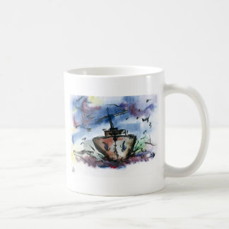 Schiff Coffee Mug