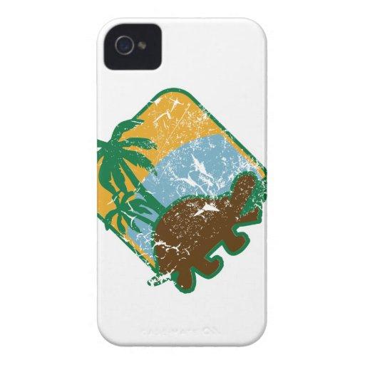 Schildkröte iPhone 4 Cárcasa