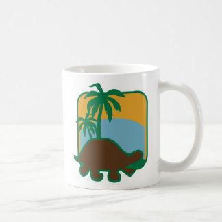 Schildkröte Tazas De Café