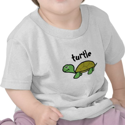 Schildpad t-shirt