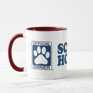 SCHILLER HOUND_blue Mug