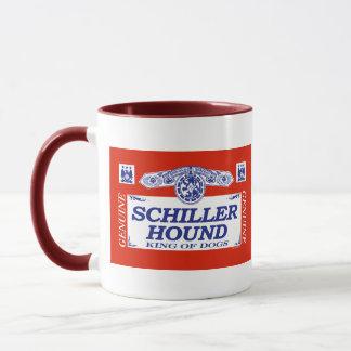 Schiller Hound Mug