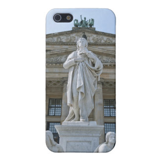 Schiller Statue in Berlin Case For iPhone SE/5/5s