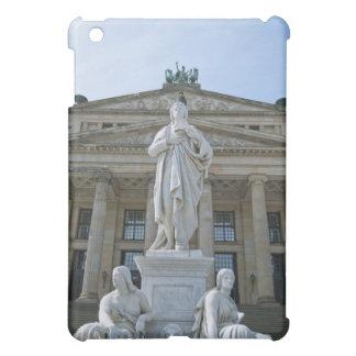 Schiller Statue in Berlin iPad Mini Covers