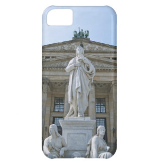 Schiller Statue in Berlin iPhone 5C Case