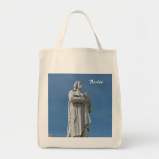 Schiller Statue in Berlin Tote Bag