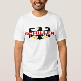 Schiller Surname T-shirt